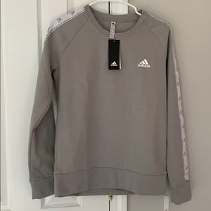 NWT Adidas Tiro Womens Crew Sweatshirt Size medium